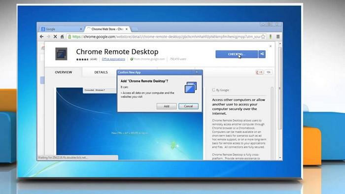 Chrome Remote Desktop helps access remote computer | TimesKuwait