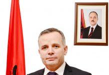 Albanian Ambassador His Excellency Kujtim Morina