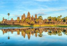 Cambodia: Khmer culture, sizzling street food, steamy jungle and white-sand beaches