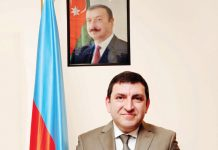 His Excellency Tural Rzayev, Ambassador of the Republic of Azerbaijan to Kuwait