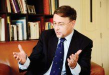 His Excellency Damien Angelet, Ambassador of the Kingdom of Belgium in Kuwait