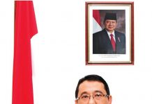 Indonesia Ambassador His Excellency Ferry Adamhar