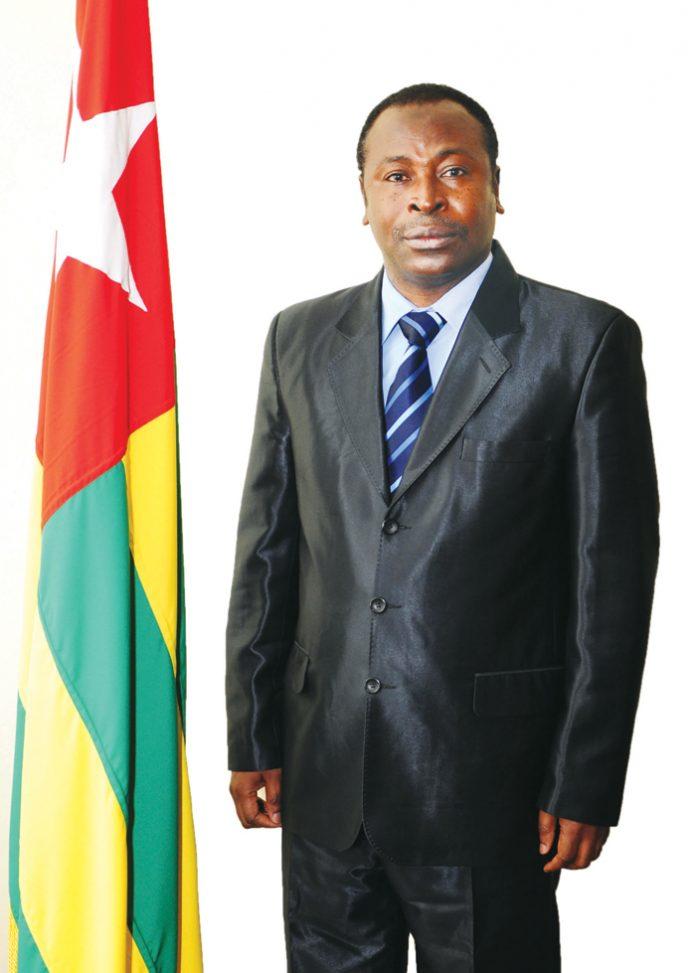 Charge d'Affaires Issifou Alaka