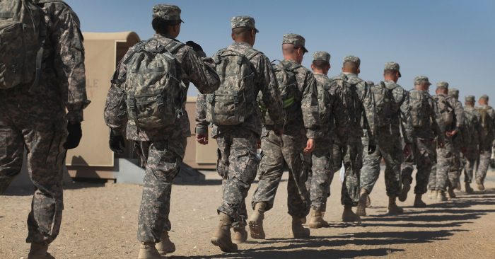 Contractors linked to US Army in Kuwait accused of human trafficking